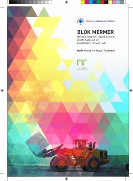 BLOK MERMER - Leonardo Marble