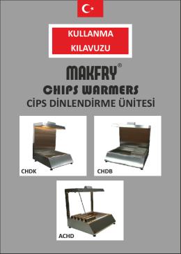 CİPS DİNLENDİRME ÜNİTESİ KULLANMA KILAVUZU.cdr