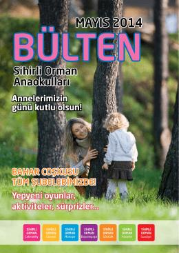 Çekmeköy Sihirli Orman Güzel Sanatlar Anaokulu Yemek Listemize