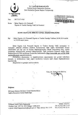 0 Eiloiontiningpoultilill - Türkiye Kamu Hastaneleri Kurumu