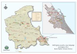 Gazimağusa İlçesine Bağlı Okulların Harita Üzerinde Yerleri