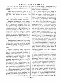 C. Senatosu B : lı 3 2.9. 1963 O : 1 — 145 —