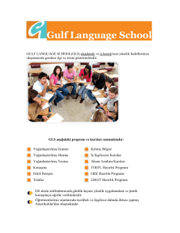 Gulf Language School