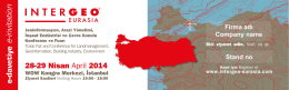 e-davet 4 geo 2 - INTERGEO EURASIA