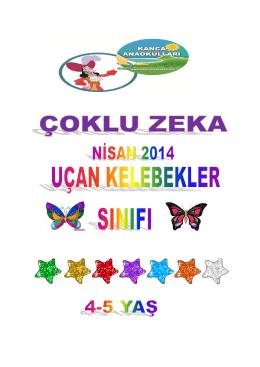 uçan kelebekler.. NİSAN AY 12