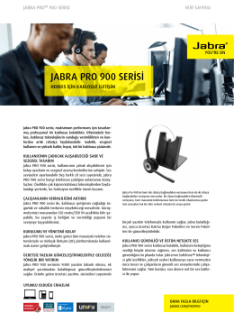 Karşıdan yükle - Jabra.com.tr