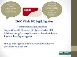 PowerPoint Sunusu - Antalya Sigorta