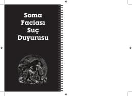 3. Soma faciası suç duyurusu - marx-21