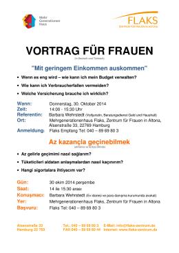 Einladung als pdf - LAG Schuldnerberatung Hamburg eV