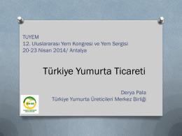 Can SAĞIR - Türkiye Yem Sanayicileri Birliği