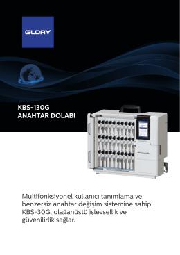 KBS-130G ANAHTAR DOLABI