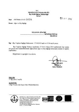 r23 Ur 2014 - mersin - mezitli ilçe millî eğitim müdürlüğü