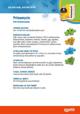 Primamycin - ViDizayn