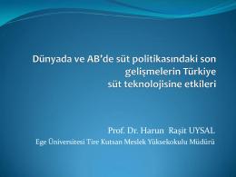 Prof. Dr. Harun Uysal ACROBAT READER