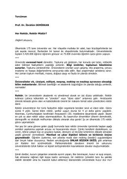 8 - Prof.Dr.İbrahim Demirkan