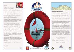 Broşürü İndir - Bahçeşehir Rotary Kulübü