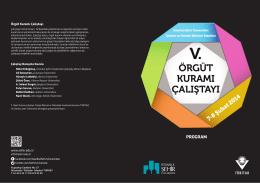 buradan - İstanbul Şehir Üniversitesi
