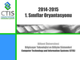 Sınırsız Dünya - Bilişim - Computer Technology and Information