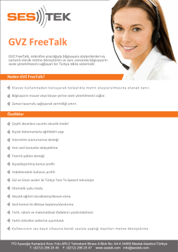 GVZ FreeTalk