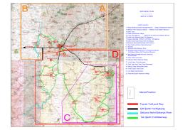 Gezi Haritası - Sakarya Meydan Muharebesi