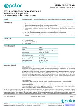20525-MERFLOOR EPOXY SEALER 525-TR