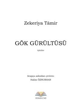 Kitabı İncele - Demavend Yayınları