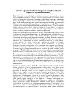 89.84 KB - Akademik Bilişim Konferansları