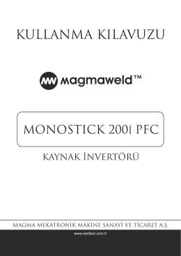 1048 - MONOSTICK 200I PFC KULLANMA