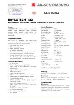 BAYCOTECH-122 - ab