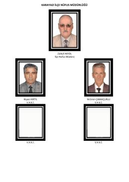 karayazı ilçe nüfus müdürlüğü