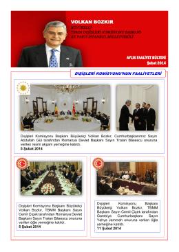 volkan bozkır - Türkiye Büyük Millet Meclisi
