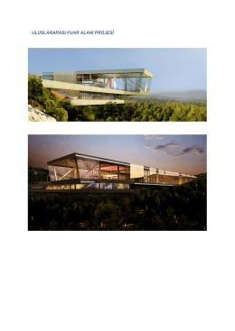 uluslararası fuar alanı projesi - Muğla Ticaret ve Sanayi Odası