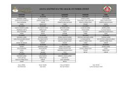 adana adliyesi 2014 yılı aralık ayı yemek listesi