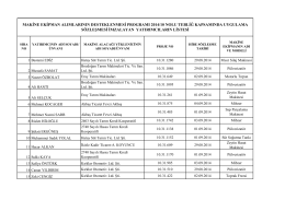 onaylanan liste(05.09.2014)