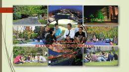 2011 YILI - Strateji Geliştirme Daire Başkanlığı