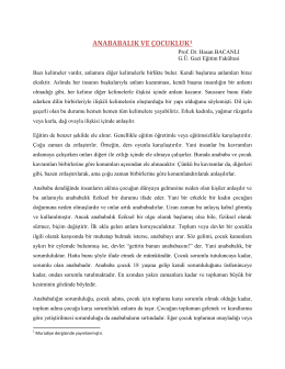 Ekli dosya - Hasan BACANLI, Prof.Dr.