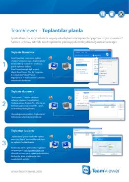 Önizleme - TeamViewer