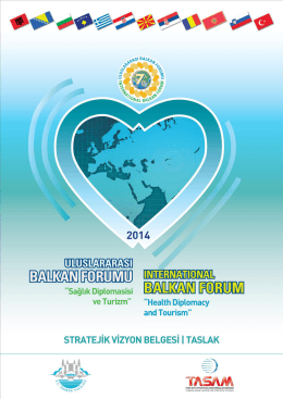 Sağlık Diplomasisi ve Turizm