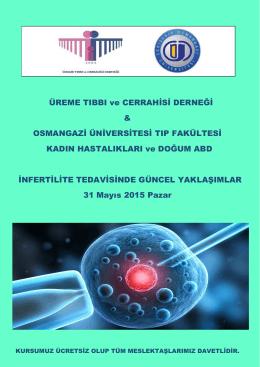 ÜREME TIBBI ve CERRAHİSİ DERNEĞİ & OSMANGAZİ