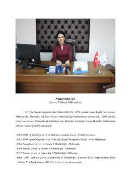Şube Müdürü - Çevre ve Şehircilik Bakanlığı