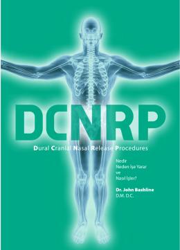 DCNRP Kitapçığı için tıklayınız.
