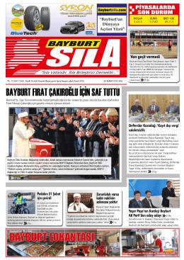 2 - Bayburt Sıla Gazetesi