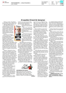 YENİ MARMARA [ Ulusal Gazeteler ]