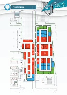yerleşim planı