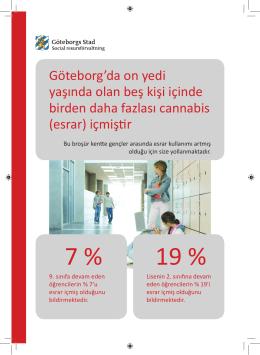 7 % 19 % - Social utveckling