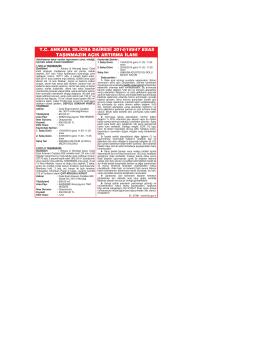 tc ankara 28.icra dairesi 2014/18547 esas taşınmazın açık