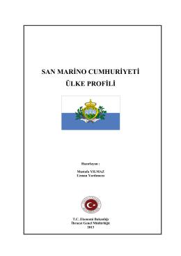 San Marino - economy.gov.tr