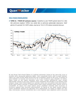 TUPRS/ TTKOM - Burgan Yatırım