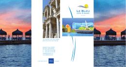 otel kataloğu - Le Bleu Hotel & Resort