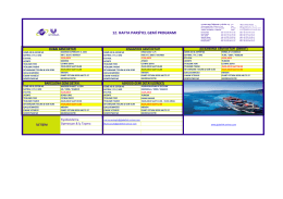 12. hafta parsiyel gemi programı